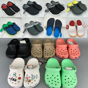 2020 SATIHU mocassim Casual Praia entope impermeáveis entupir sapatos Mulheres Clássico Enfermagem tamancos Hospital mulheres trabalham Sandals médicos # 5211 TMSK #