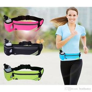 Men And Women Sports Running Bags Outdoor Water Bottle Pockets 1 piece water bottle light weight waist pocket ZSBB-10