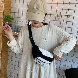 SRUYt tutto-fiammifero in di petto anca Postman pacchetto postino pacchetto hop delle donne messaggero alla moda di New 2019 sacchetto popolare in esecuzione fas delle donne bag