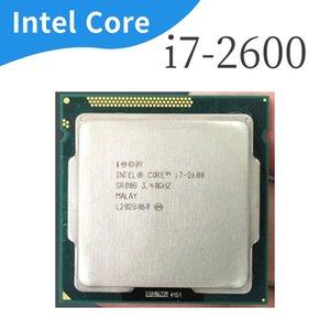 Intel Core i7-2600 procesador i7 2600 8M Cache 3,4 GHz CPU LGA 1155 95W 100% funcionando correctamente Computadora PC de Escritorio