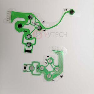Tuş takımı Flex Şerit Kablo Parçaları PS4 kontrolör JDS ÇDM'de-3.0 için İletken Film 3.0 Ayrılmış