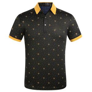 Jogger Streetwear T-shirt de haute qualité à manches courtes polo hommes chemise de designer Lettre populaire European American T-shirt de luxe pour hommes