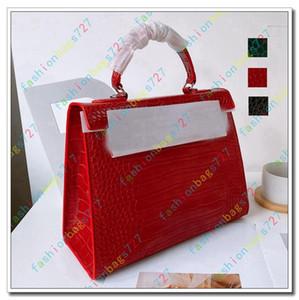 Luxus klassischen Designer-Handtaschen-Qualitäts-Frauen-Schulter-Handtasche Geldbörse Kupplung Tragetaschen Messenger Bag Einkaufstragegurt H 191032