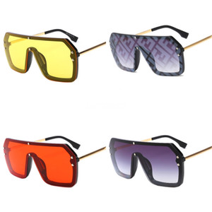 10PCS Summer Hot Sale Travel Double F Sunglassesclassic Style Sunglasses Women And Men Modern Beach Sunglasses Black-Color Sunglasses Fre#141