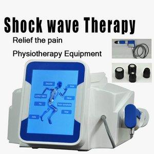 High Energy Akustische Stosswellentherapie Schmerzlinderung Pneumatic Ballistic Stoßwellentherapie Für Orhopaedics Physiotherapie