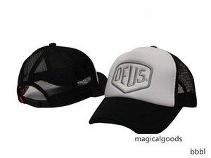 baseball hip-hop cap outdoor travel hat DEUS