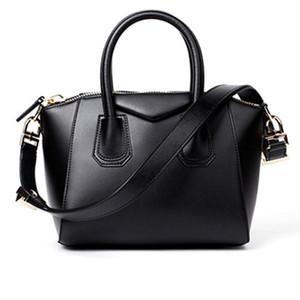Antigona Kadın Tasarımcı ünlü Askılı çanta yüksek kaliteli gerçek deri Kadın Tote çanta iş dizüstü crossbody çanta çanta