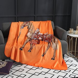 Brand Home Blanket Printed Designer Blankets Shawl Portable Blanket Soft Scarf Shawl Warm Luxury Blanket Bed Sofa Blankets