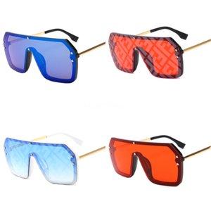 New Retro Round Women Polarized Double F Sunglasses 1.1Mm TAC Mirror Oversized Men Sun Glasses Anti-Glare UV400 Goggles G58#123