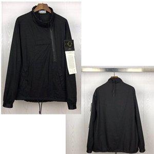 2020 europäische Männer Jacke Retro-Klassiker Sweatshirt männlichen Arm Brief Stickerei Rundhalsausschnitt bequeme hochwertige Pullover