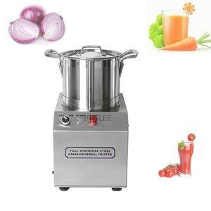 4L 2020 Elettrico Ginger aglio tritare la carne macchina peperoncino taglierina Carne e fresa vegetale macchina ad alta velocità polpetta pestaggio