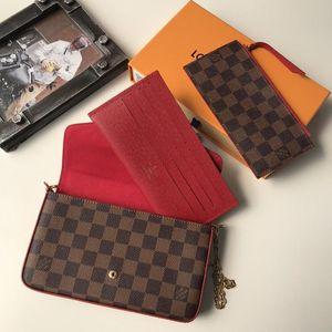 New Arrival Fashion Classic Women Bag Leather Shoulder Small Flap Designer Luxury Handbags Purses Crossbody Bag Trend With Original Box