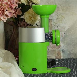 Big Boss Swirlio automática congelada da fruta de sobremesa Fruit Machine Ice Cream máquina do fabricante Milkshake Máquina