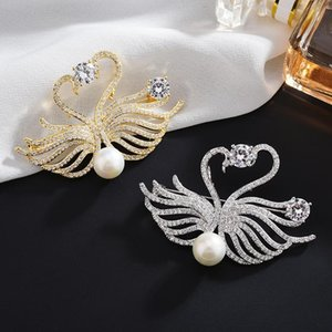 High Quality Flowers Butterfly Brooches Pins For Women Rhinestone Crystal Insect Brooch Pin Jewelry broche femme bijoux