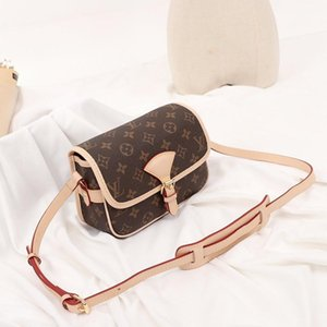 Fast Delivery Vintage Women Bag Leather Shoulder Small Flap Messenger Bags Designer Luxury Envelope Crossbody Bags Sale With Origin Box
