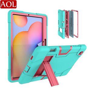 Für Samsung Galaxy Tab 8.0 A T290 8.4 T307 TabS6 Lite 10.4 2020 P610 Shockproof Full Body für Kinder sichere ungiftiger Tablet Abdeckungs-Fall