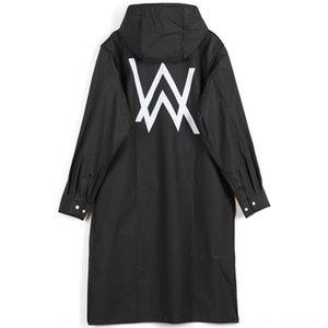 GPvXJ Fashion Marke Regenmantel Kleid Aller Walker gedruckt Mode Marke Regenmantel Paar Kleider Windjacke Windjacke Aller Walker gedruckt cou