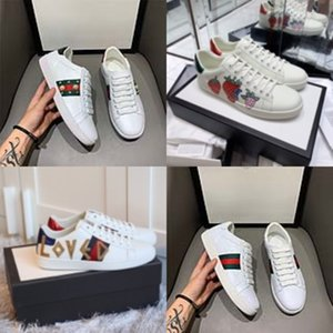 20ss New Time Out de diseño zapatillas de deporte escotadas Rhyton Ace plataforma del vestido de las mujeres para las mujeres formadores de cuero de lujo al aire libre ocasional del chivato # 333