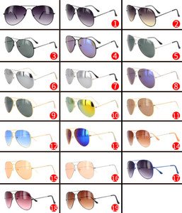 Wholesale Brand Designer Sunglasses for Woman and Man cheap Metal Round Shades in high quality free shipping