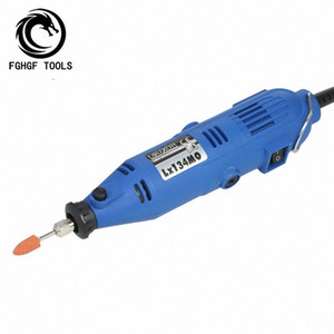 FGHGF 미니 가변 속도 회전 드릴 도구 조각 연마 LSdR 번호의 180 W AC220V 전기 그라인더 기계