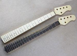 Fabrik-Sonderverkauf 5 Saiten E-Bass Hals mit 21 Bünden, Abalone Inlay, Music Man Styles Neck