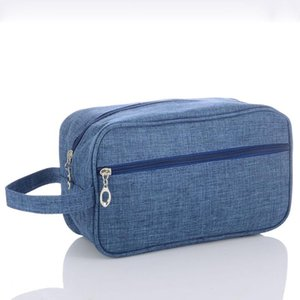 Cosmetic Bag Waterproof Travel Wash Bags Women Men Large Capacity Storage Bag Handbag Men's Toiletry Pouch HHA1172