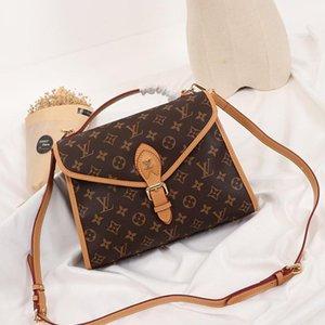 High Quality New Arrival Womens Bag Leather Shoulder Small Flap Crossbody Handbags Top Handle Tote Sac Bandouli èRe Drop Ship With Origin Bo