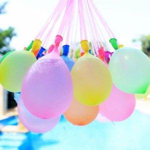 111pcs Water Balloon stupefacente riempimento Balloon Magia bambini Guerra dell'Acqua gioco Forniture bambini della spiaggia di estate esterni gioca partito 05