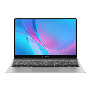 "Teclast F5 laptop 11.6"" Windows 10 Intel Celeron N4100 8GB de RAM 256GB SSD rotação de 360 ° 1920 * 1080 IPS Touch Screen Type-C navio livre notebook"