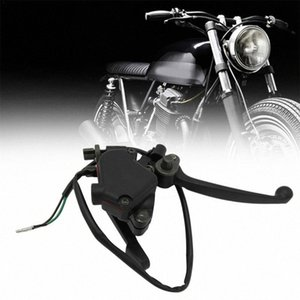Professional Motorcycle Double Brake Lever For 50cc 110cc 125cc 150cc 200cc ATV Thumb Push Right Double Brake Lever 37QN#