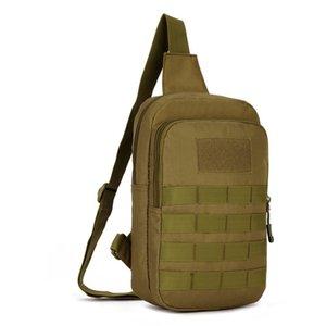 Нового Мужчины водонепроницаемого 1000D Nylon Sling Грудь Сумка Military путешествие верхом Back Pack плечо Мужской Tactical Army Chest сумка