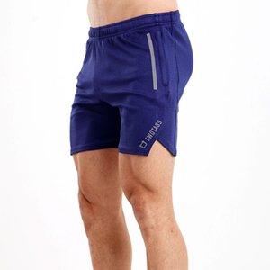 Muscle Estetica Sport stretta Fitness Training pantaloncini da basket maschili in esecuzione Slim elastico Quick Dry Pantaloncini Badminton