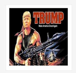 2020 أعلام الانتخابات الامريكية مضحك ترامب العلم 90 * 150CM كلاسيكي دونالد إبقاء أمريكا الرقمية العظمى طباعة USA راية الرئيسية الطرف الديكور