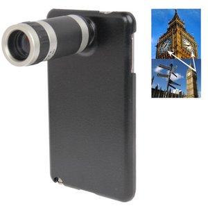 F18mm 8X Optical Zoom Mobile Phone Telescope Lens with Plastic Case for Galaxy Note III   N9000