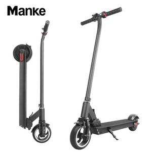 UE Stock Grátis Rápido Envio 3-6 dias de entrega, 6.5inch Manke liga de alumínio 36V 300W Folding elétrica patinete Bicyle bicicletas para adultos