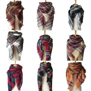 Europe And The United States New 90Cm Printing Silk Satin Scarf Big Square Scarfufacturers Wholesale#392
