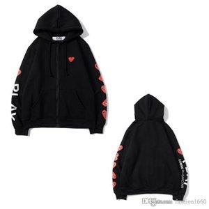 2020 мужчин свитер женщин толстовки хип-хоп моды Японии Любовь печати куртка высокого качество дама пальто Subtitle вишня вышивка a2