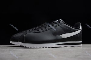 2020 xshfbcl Classic Cortez nylon Casual Pink Black Red White Blue Lightweight Running shoes Cheap Cortez Leather Shoes BT QS Tn Shoes