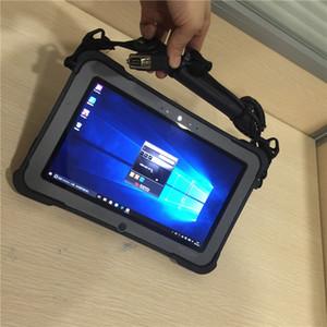 Xplore IX101B2 i5 5350U / 1X104C6 I5 4300U Rugged Tablet 8 GB de RAM 256GB / 512GB / 1TB SSD para a estrela mb C4 / C5 / C6 icom odis ferramenta de auto
