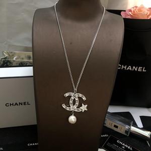 Buen Amor Calidad del corazón collares pendientes de la joyería cristalina de la manera del collar del corazón del Rhinestone de plata del color oro de San Valentín con el regalo Chr XX137