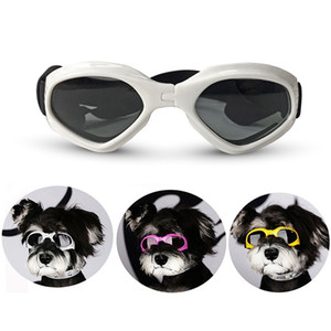 Dog Goggles Puppy UV Protection Sunglasses Waterproof Cat Sun Glasses Stylish and Fun Pet Eyewear Supplies JK2005PH