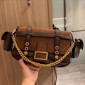 Women Hand Lady Fashion Multi Black Style Bags Bag Bag Handbag Crossbody Wallet On Belt Chain Shoulder Pochette Pfpjj
