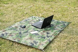 BY 2020 best population 210T Waterproof and Moisture-proof Pocket-type Floor Cloth Blanket Picnic Beach Mat Outdoor Camping