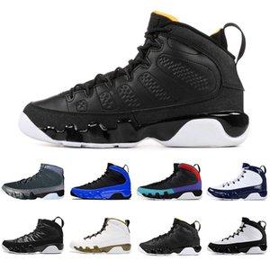 الرخيصة 9 9S المتسابق الأزرق كرة السلة للرجال أحذية رياضة الأحمر UNC Citurs انثراسايت رجل المدربين الرياضية حذاء حجم 7-13