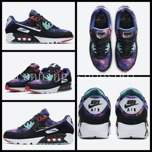 2020 new arrive shoes 90 Supernova Galaxy Sports Outdoor Athletic Casual shoes Max Trainers Sneakers