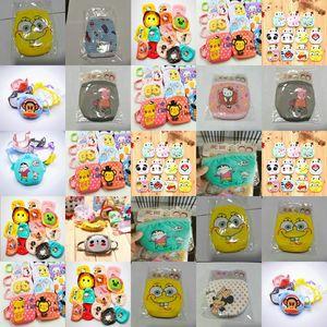 Kids Face Mask Cubrebocas Tapabocas Cloth Face Masks Cute Dust Masks I Love Mask Cartoon Warm Pure Cotton Double Dust Mask dh_niceshop hccHQ