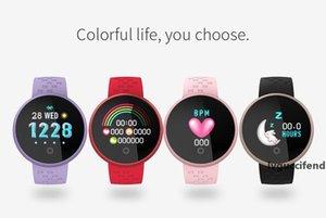 Mode B36 Female Herzfrequenzüberwachung Intelligente Bracele OLED Rundsieb wasserdicht Frauen Sport Smart Watch