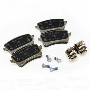 1Set OEM Rear Disc Brake Pads Rear Brake Friction Plates 300*12mm For A4 A4 Allroad A4L A5 Q5 8K0 698 451 A 8K0698451A 38Ih#