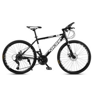 Mountainbike Volwassen Mannen en vrouwen 21 polegadas 21 Velocidade Dubbelé Schijfrem Carbon Stalen Frame Cross-country Fiets