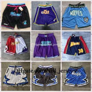 Homens do Retro Apenas Don Bolso Shorts Authentic